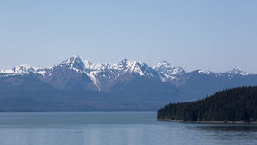 The Inside Passage Royalty Free Stock Photography