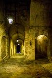 Inside Perugia Stock Image