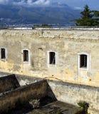 Inside Poprzedni więzienie wojskowe Obraz Royalty Free