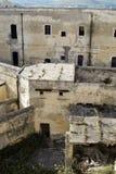 Inside Poprzedni więzienie wojskowe Fotografia Royalty Free