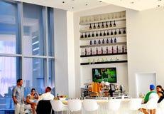 Inside the Revel in Atlantic City, New Jersey Royalty Free Stock Photo