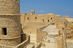 Inside Ribat, Monastir, Tunisia Stock Images