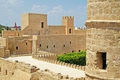 Inside Ribat, Monastir, Tunisia Stock Image