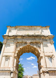 The Arch  Stock Image