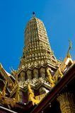 Inside the royal palace area in bangkok Royalty Free Stock Images