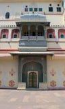 Inside the Royal Palace Stock Photography