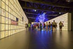 Inside Russia pavillon, EXPO 2015 Milan Royalty Free Stock Photos