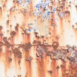 Inside the rust. Rusted Background Royalty Free Stock Image