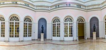 Inside sławna Monachium siedziba Zdjęcie Royalty Free