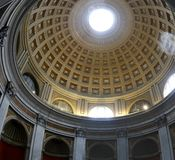 Inside of Saint Peter's Basilica Royalty Free Stock Photography