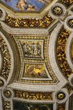 Inside of Saint Peter's Basilica Royalty Free Stock Image