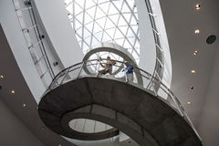 Inside the Salvador Dali Museum Royalty Free Stock Photos
