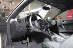 Inside samochód Obraz Royalty Free