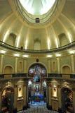 Inside the San Felipe Neri Oratory, Constitution of 1812, Cadiz, Spain Stock Images