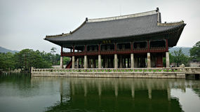 Inside Seoul Palace Stock Photo