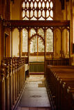 Inside a small Church Royalty Free Stock Images