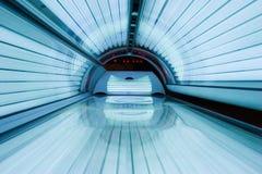 Inside solarium Royalty Free Stock Photo