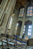 Inside St. George Chapel. Windsor Castle. UK Royalty Free Stock Image