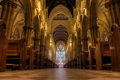 Free Inside St Mary S Cathedral Royalty Free Stock Images - 4136129