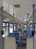Inside the Stuttgart Rack Railway Stock Photography