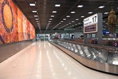 Inside Suvarnabhumi International Airport Stock Photos