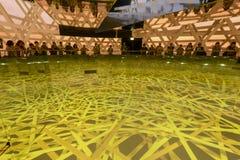 Inside Tajlandia pawilon 01, expo 2015 Mediolan Obraz Royalty Free