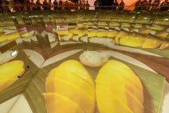 Inside Tajlandia pawilon 04, expo 2015 Mediolan Zdjęcie Stock