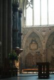 Inside Southwark Cathedral Royalty Free Stock Photography