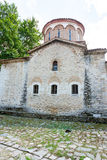 The inside temple complex Bachkovski monastery Royalty Free Stock Photography