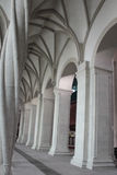Inside The Braunschweig Dom Royalty Free Stock Images