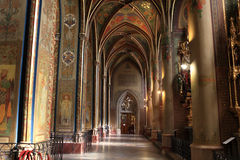 Free Inside The Cathedral Stock Image - 39711761