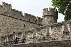 Inside of Tower in London Royalty Free Stock Photo