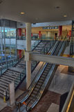 Inside Vaclav Havel Airport Prague Royalty Free Stock Photography