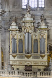Inside view of the Cathedral in Jaen, also called Assumption of Royalty Free Stock Images