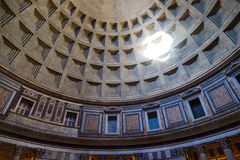 Inside View of Pantheon Stock Images