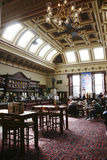 Inside view of a Scottish pub Royalty Free Stock Images