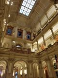 Inside the Colorado Capitol royalty free stock photos