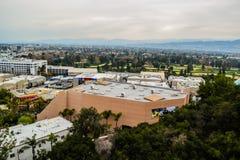 Inside view Universal studios Royalty Free Stock Photos