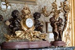 Inside Villa Monastero Stock Photography