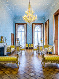Inside the Vorontsov Palace in Crimea Royalty Free Stock Photo