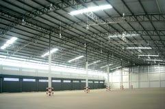 inside warehouse Στοκ εικόνες με δικαίωμα ελεύθερης χρήσης