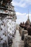 Inside Wat Arun stock photo
