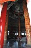 Inside widok świątynia niebo w Bejing Zdjęcia Stock