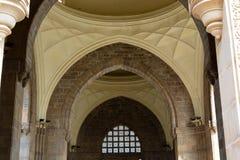 Inside widok brama India Zdjęcie Stock