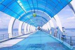 Inside widok główny port Ko Samet Zdjęcie Stock