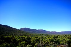 Inside Wilpena Pound, Flinders Ranges Stock Photos