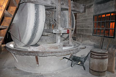 Inside a Windmill Stock Photos