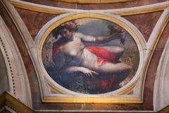 Insidet-Heiliges Mary Major Basilica - Rom Stockfotos