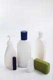 Insieme bianco in bianco del modello di progettazione del modello del tubo Immagini Stock Libere da Diritti