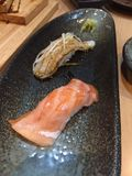 Insieme dei sushi Fotografia Stock Libera da Diritti